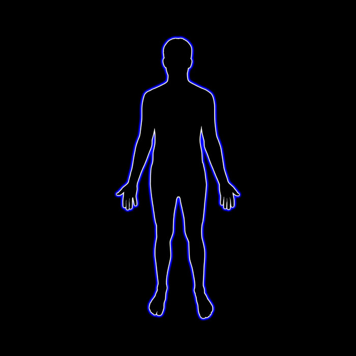 reddit interesting facts human bioluminescent body