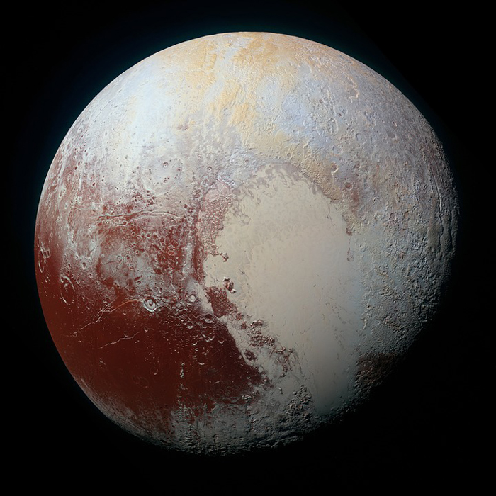 reddit interesting facts planet pluto