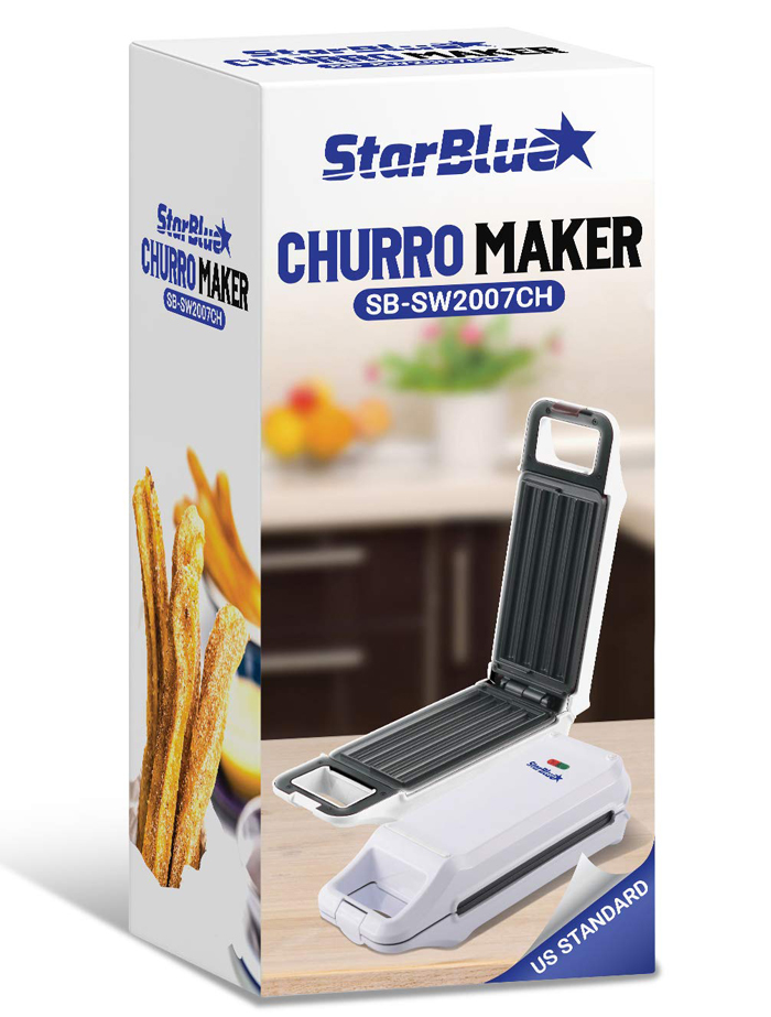 starblue churro maker box