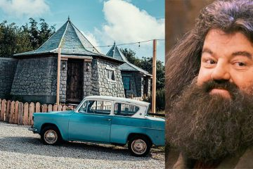 stay at hagrids hut