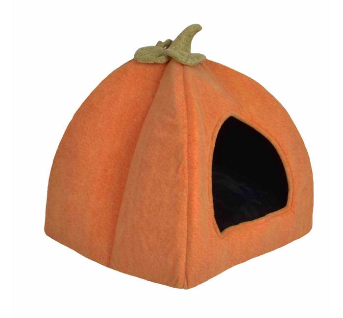 target pumpkin cat bed