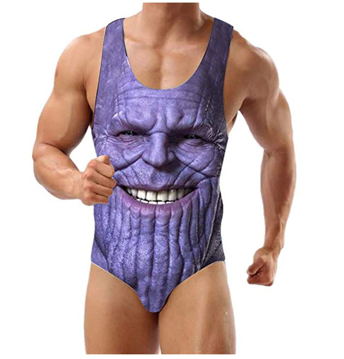 thanos one piece