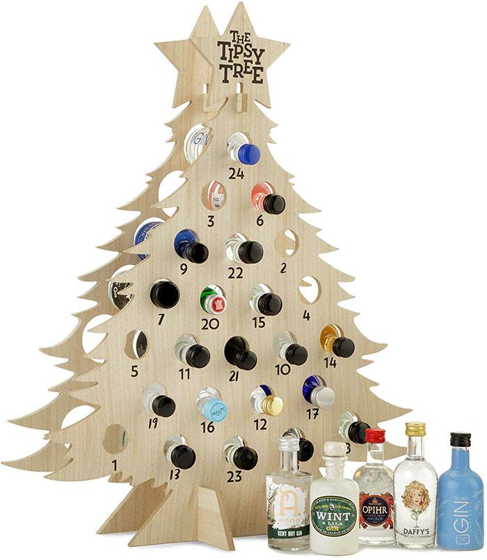 tipsy tree calendar