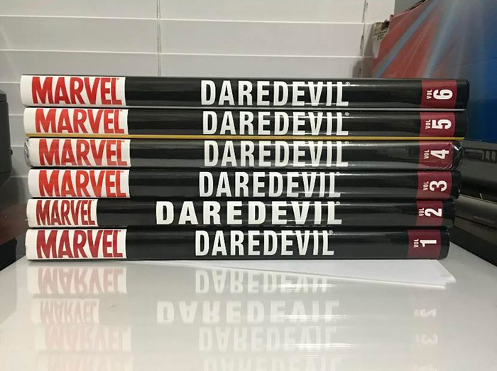 uncomfortable imperfections photos marvel daredevil