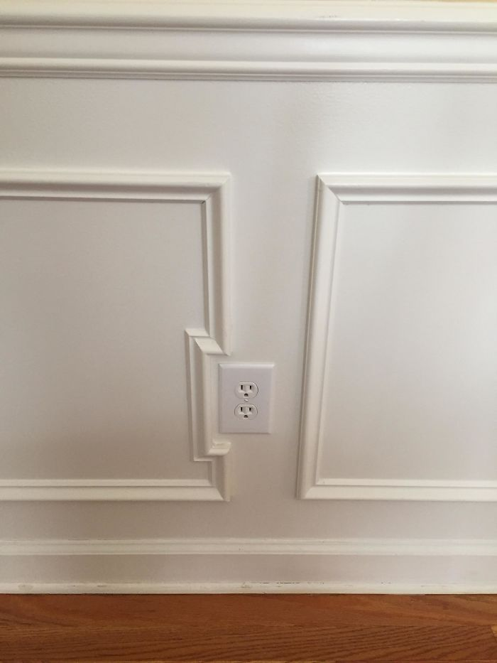 uncomfortable imperfections photos wall outlet