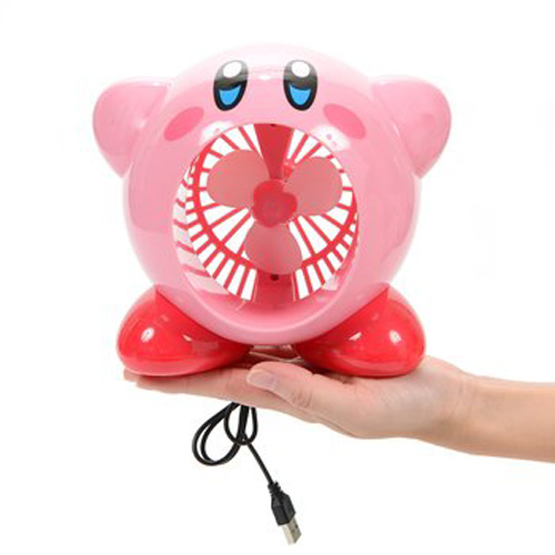 usb powered kirby fan mini