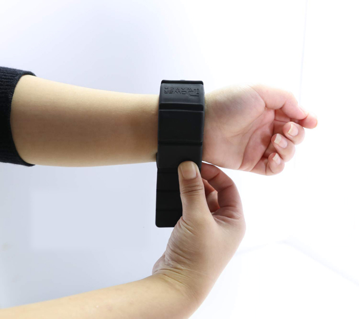 wrist power bank magnetic straps