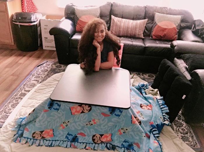 yamazen heated kotatsu table happy buyer