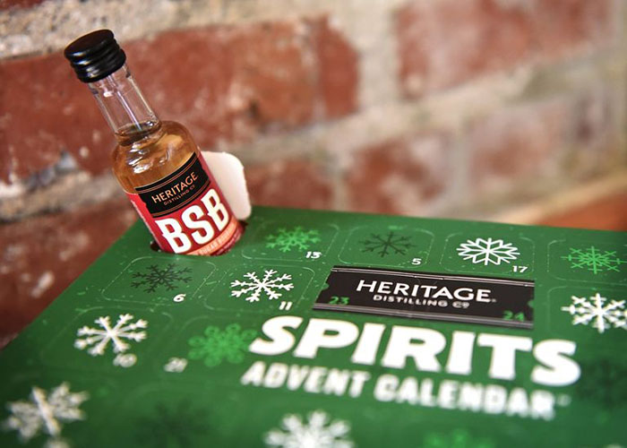 2019 Spirits Advent Calendar