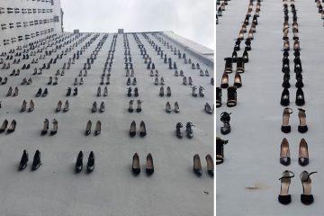 440 shoes memorial
