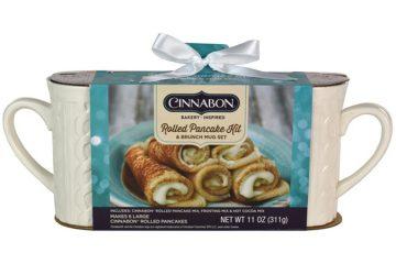 Cinnabon Rolled Pancake Kit