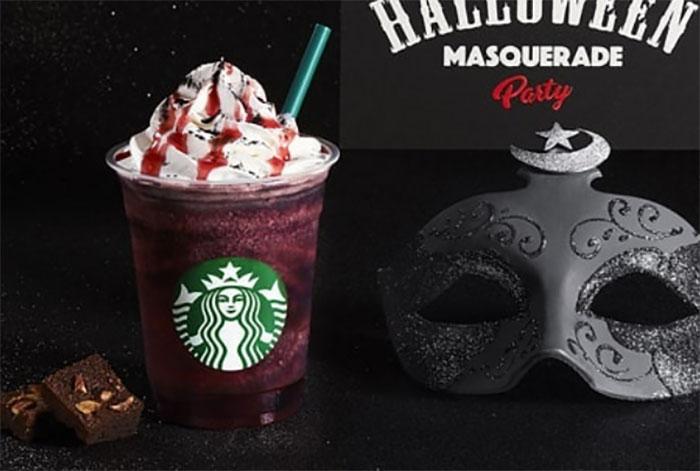 Dark Night frappuccino