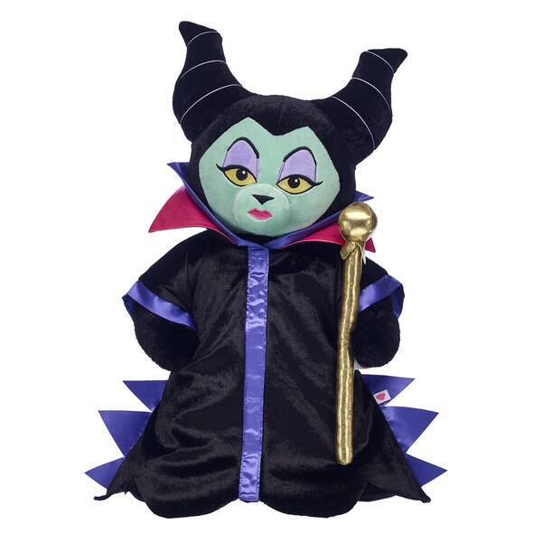 Disney Maleficent Build-A-Bear Bundle