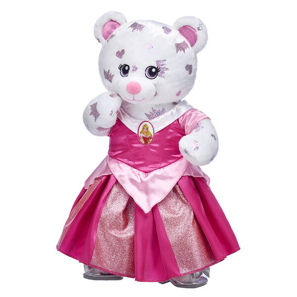 Disney Princess Aurora Build-A-Bear Bundle