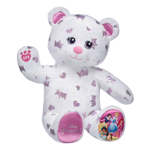 Disney Princess Aurora-inspired Bear by Build-A-Bear