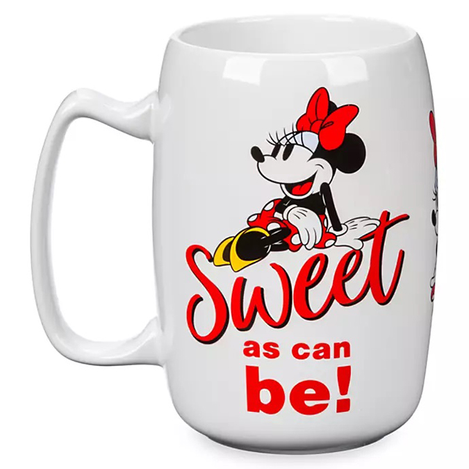 Disney's Mug & Sock Sets - Minnie Mouse Mug