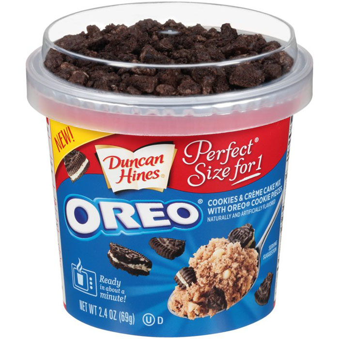 Duncan Hines Oreo Cup