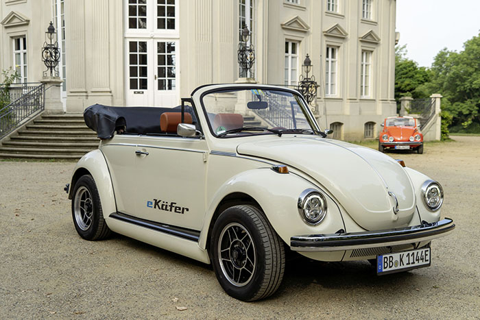 Electric Volkswagen Beetle Outdoor 2