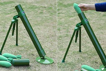 Foam Mortar Launcher