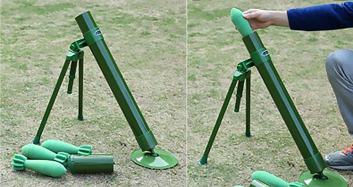 Foam Mortar Launcher