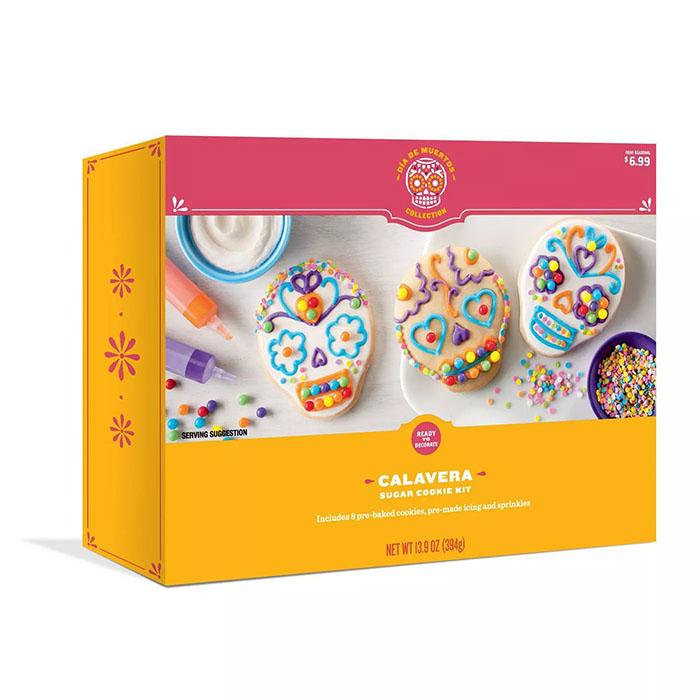 Calavera Sugar Cookie Kit