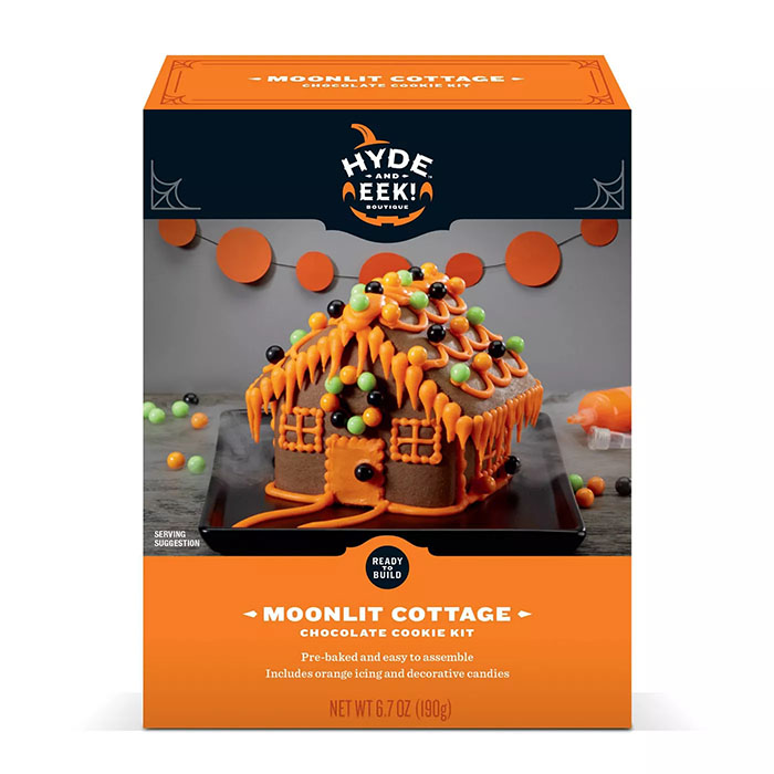 Hyde and Eek Moonlit Cottage Chocolate Cookie Kit