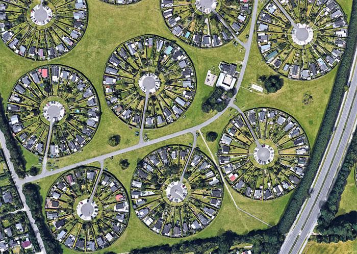 Image of Brøndby Garden City
