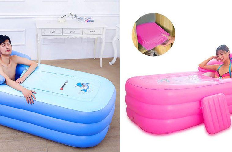 Inflatable Spa Bath Tub