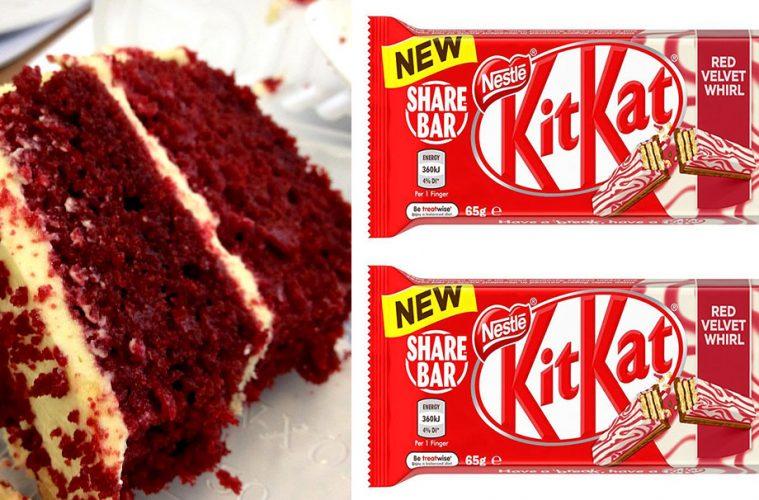 KitKat Red Velvet Flavor