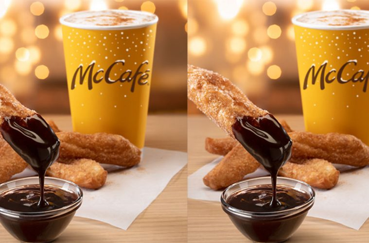 McDonald's Cinnamon Cookie Latte