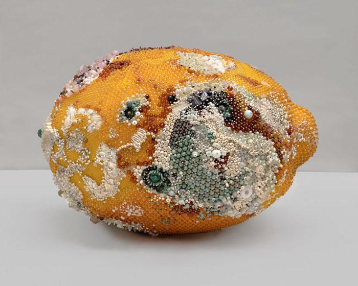 Moldy Fruit Sculptures 13