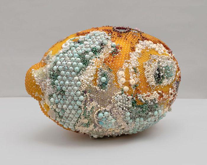 Moldy Fruit Sculptures 19