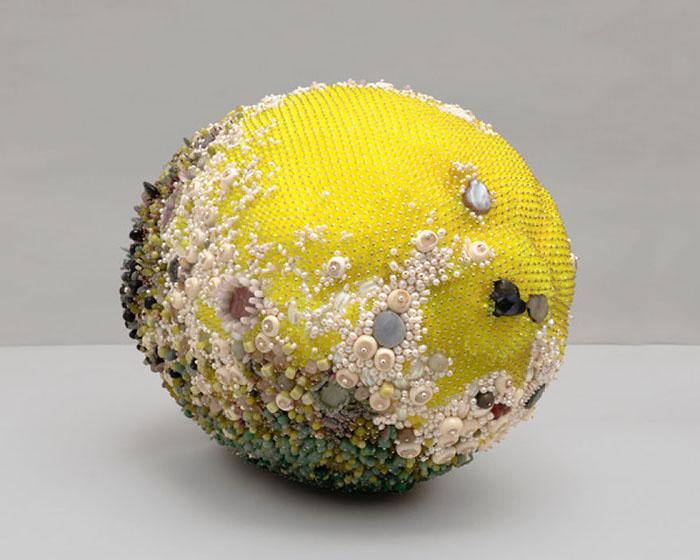 Moldy Fruit Sculptures 2