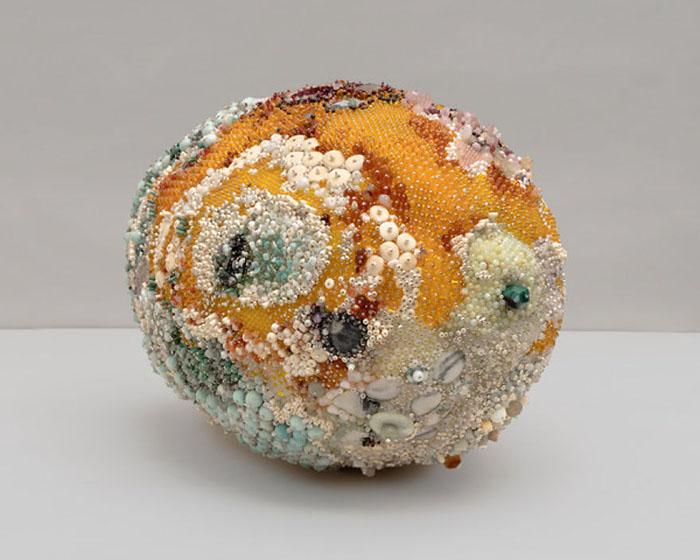 Moldy Fruit Sculptures 6
