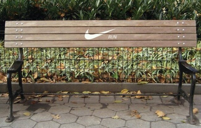 Nike Running Bench Without Seat