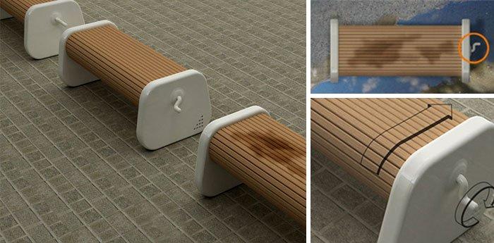 Rotating Bench