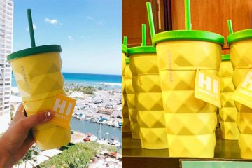 Starbucks' Pineapple Tumbler