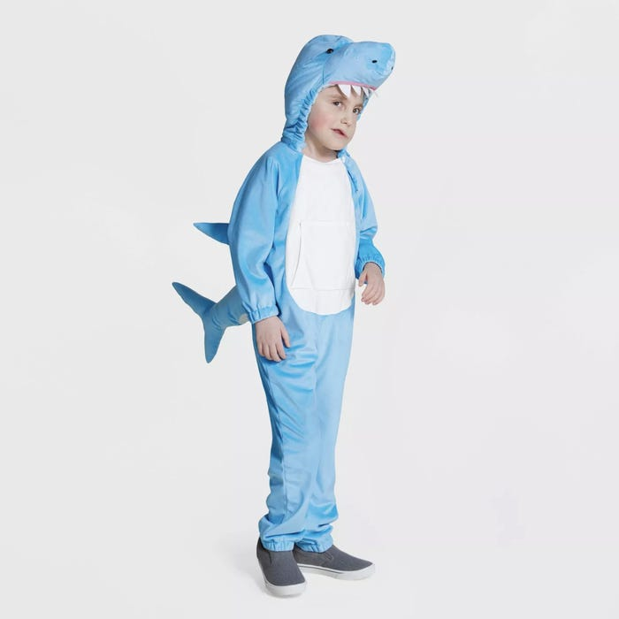 Target Inclusive Halloween Costumes shark