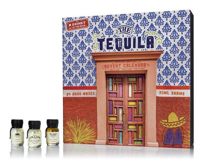 Tequila Advent Calendar Bottling Note