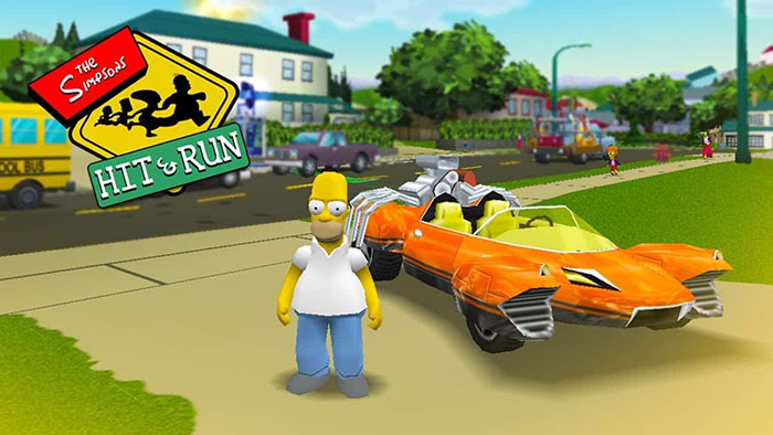 The Simpsons Hit & Run Could Be In For A Remake Or Remastered Says ...