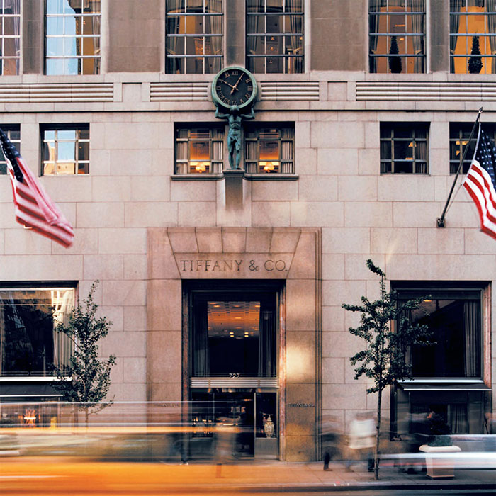 Tiffany & Co Fifth Avenue Flagship Store