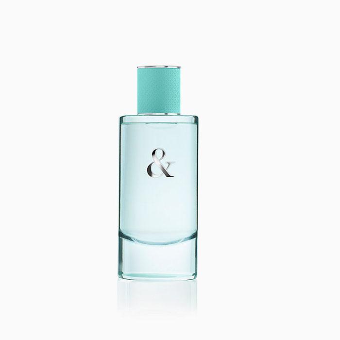 Tiffany & Love Eau de Parfum for Her 3.0 Ounces