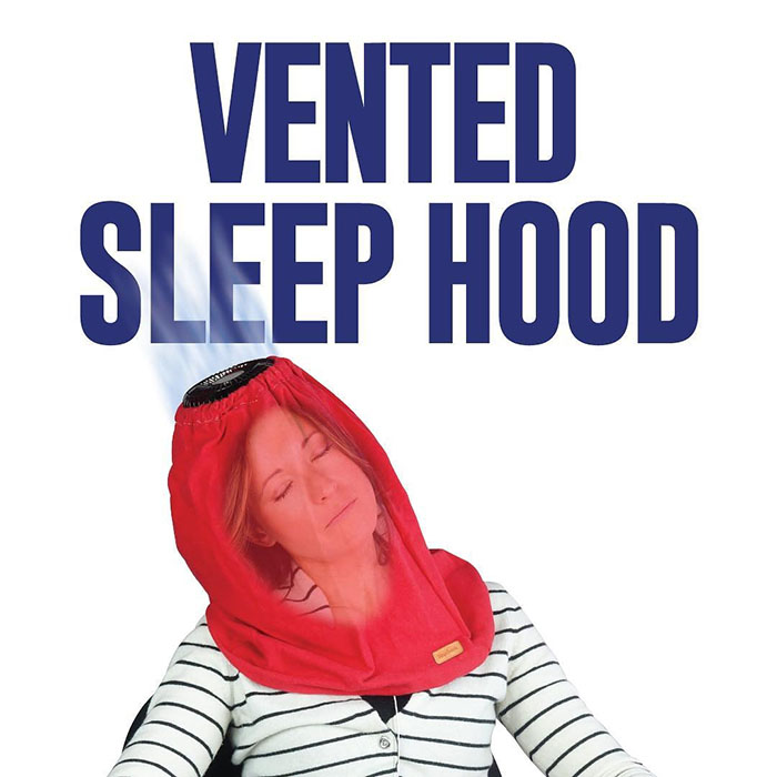 Vented Sleep Hood