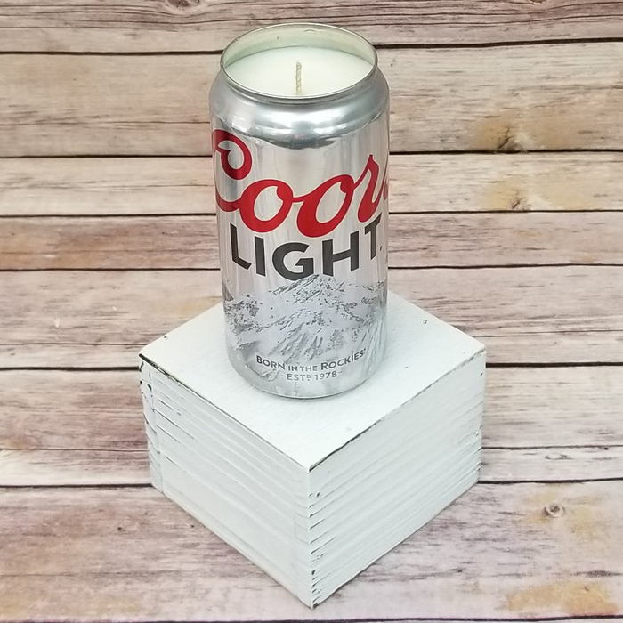 alcoholic drink candles coors light