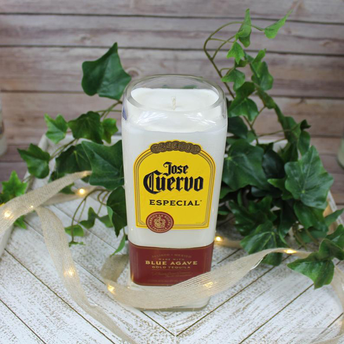 alcoholic drink candles jose cuervo