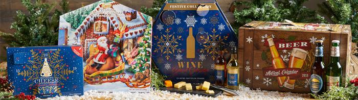 aldi cheese advent calendar 2019 new product