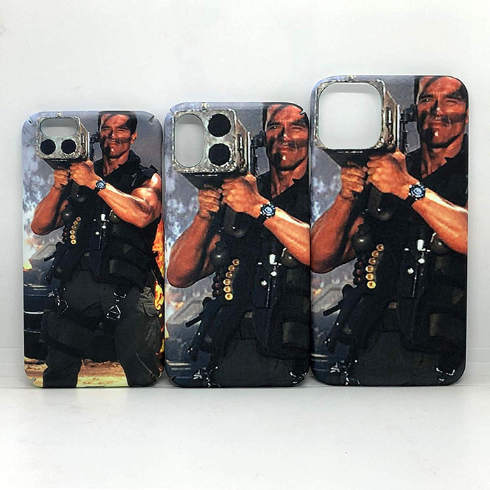 arnold bazooka iphone case