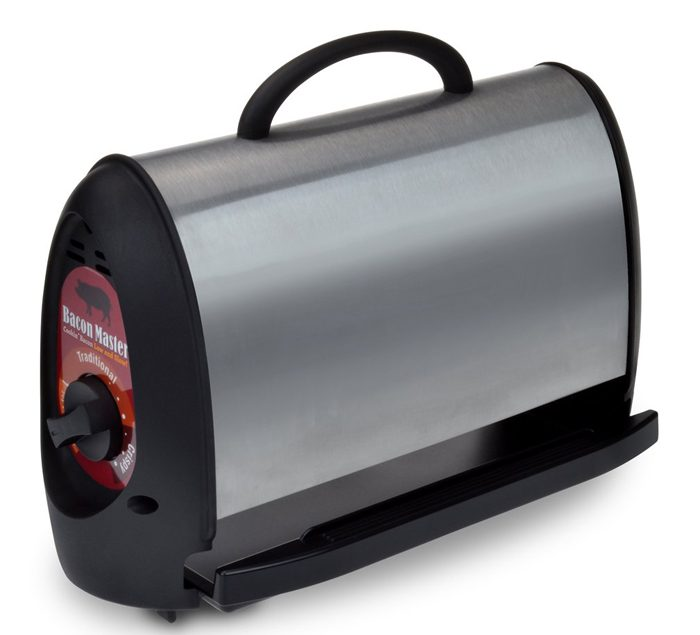 automatic bacon cooker bottom tray