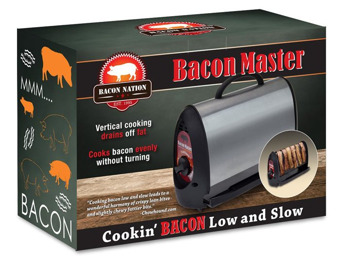 automatic bacon cooker box