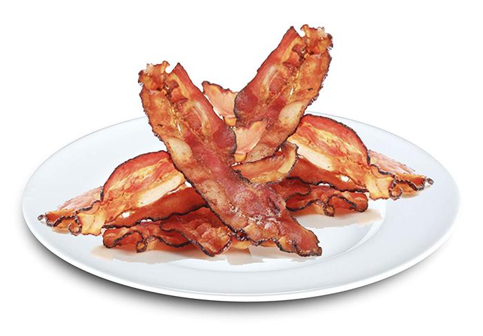 automatic bacon cooker crispy